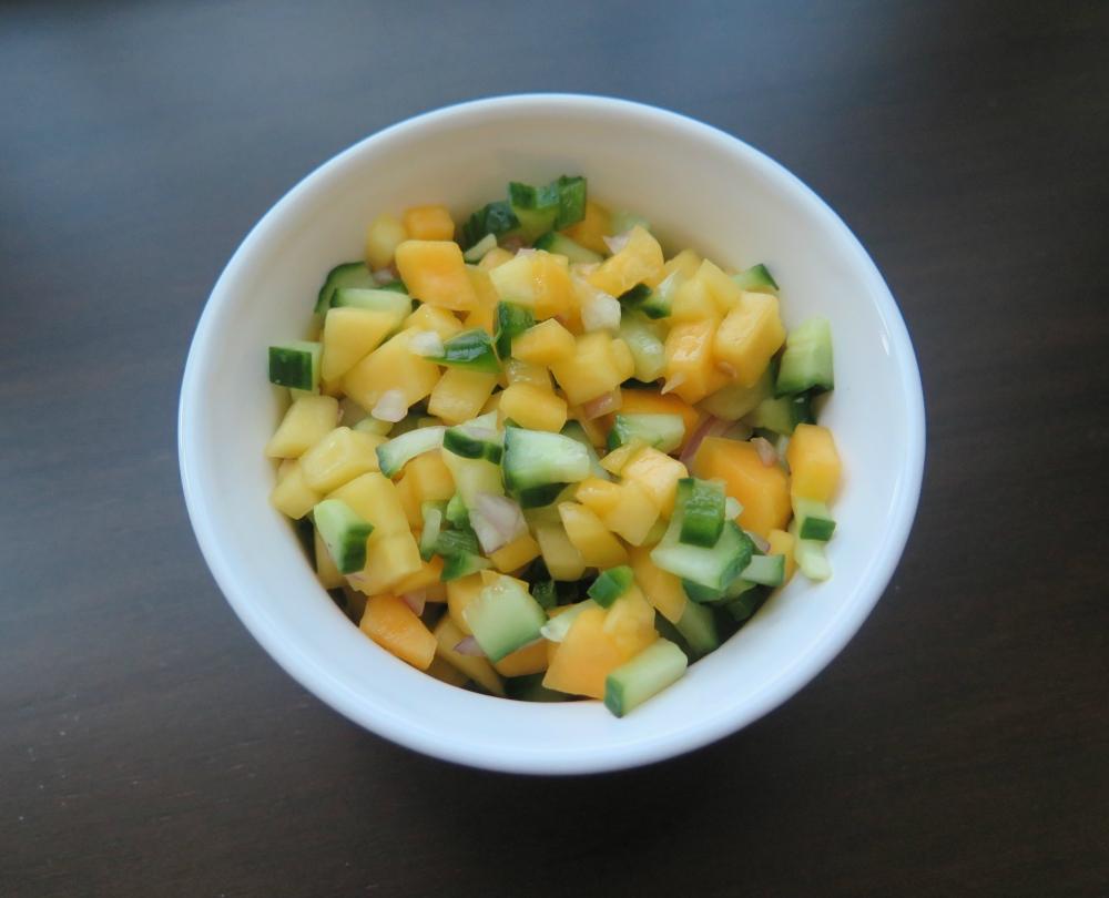 Sweet Mango Salsa