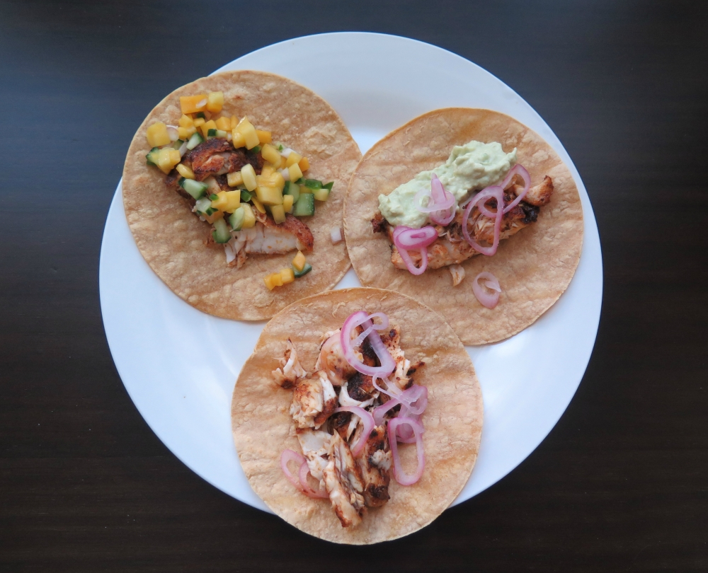 Tacos Three Ways (Warm)