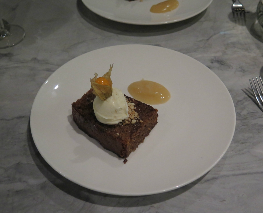The Guild Sticky Maple Pudding