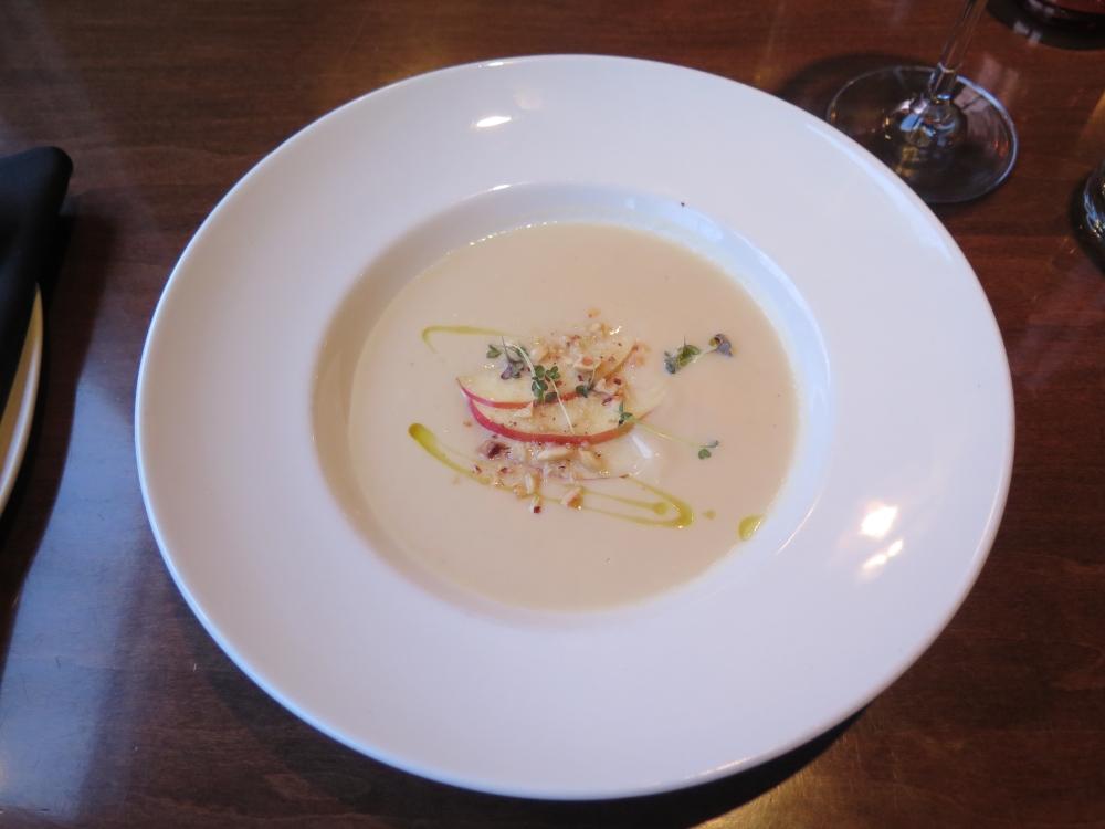 Living Room Celeriac Soup