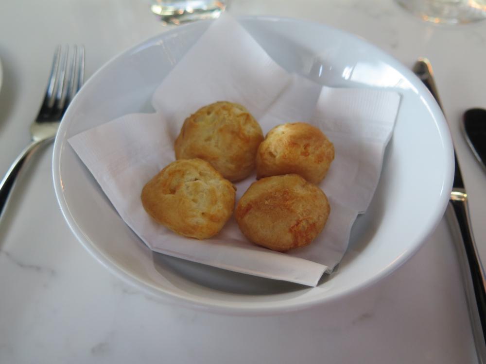 Royale Brasserie Gougeres