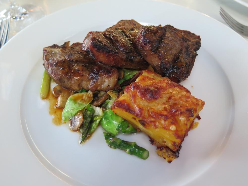 Royale Brasserie Lamb Chops