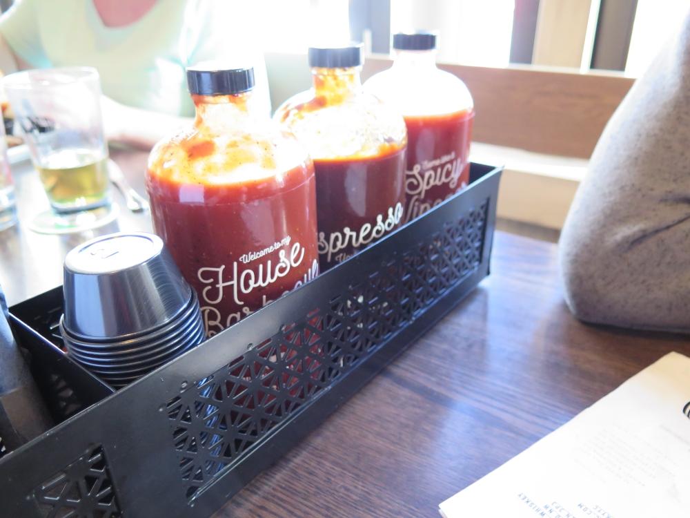 Hayden Block Housemade Sauce