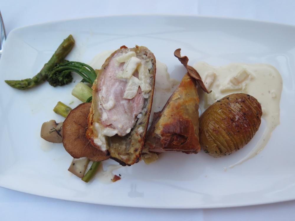 Terrazza Pork Wellington