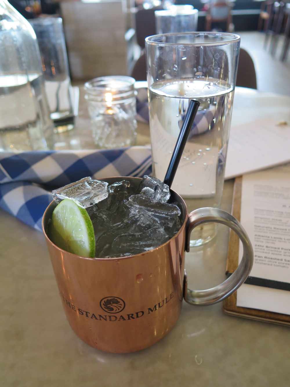 Starbelly Moscow Mule
