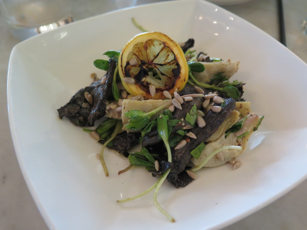 Starbelly Artichoke Salad