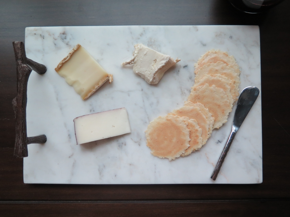 Peasant Cheese Plate