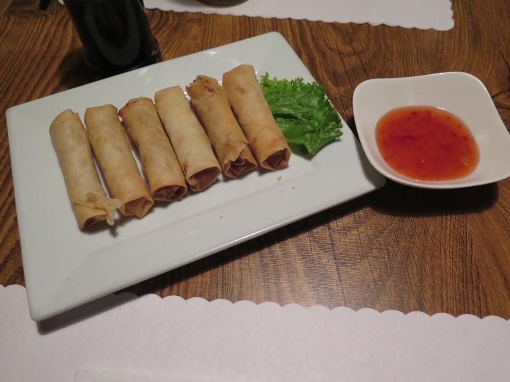 Sushi Wa Spring Roll