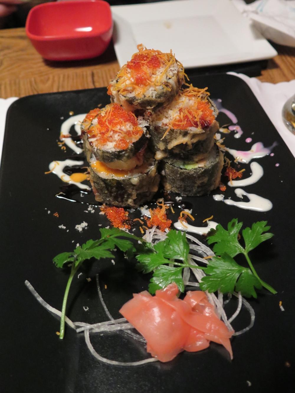 Sushi Wa Volcano