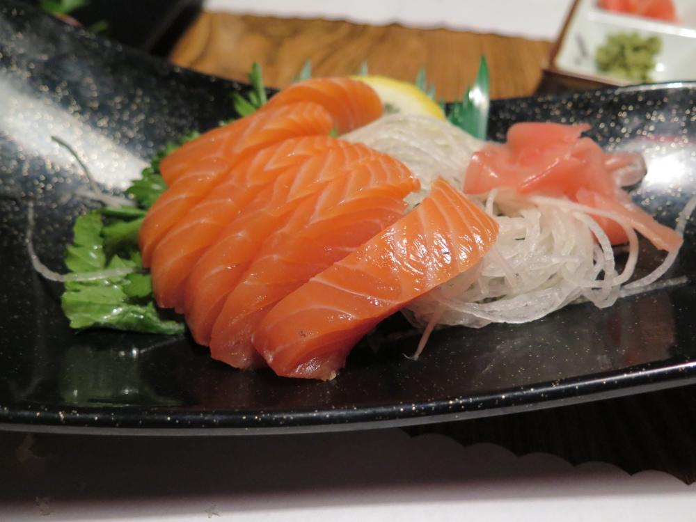 Sushi Wa Sashimi