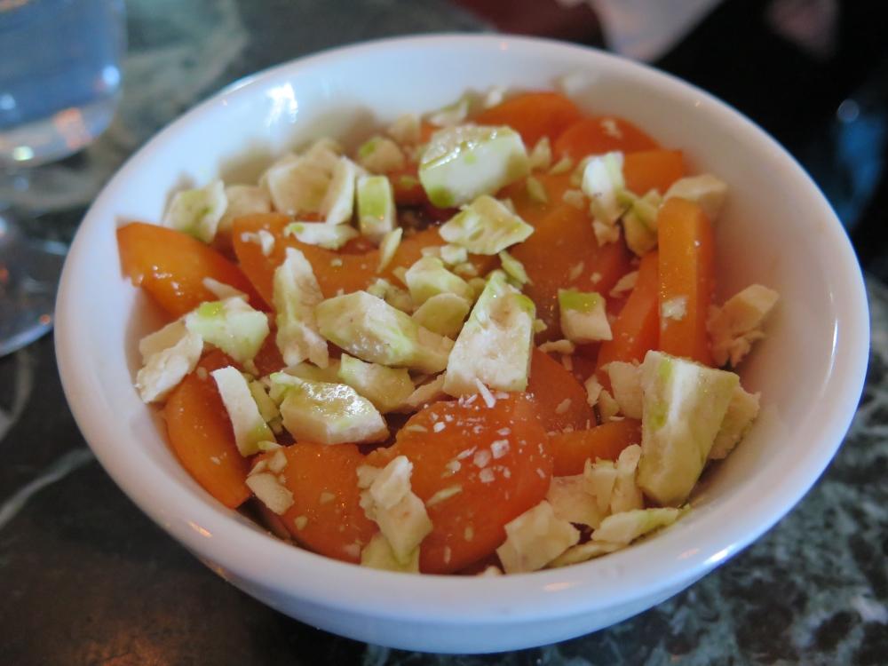 Pigeonhole Apricot