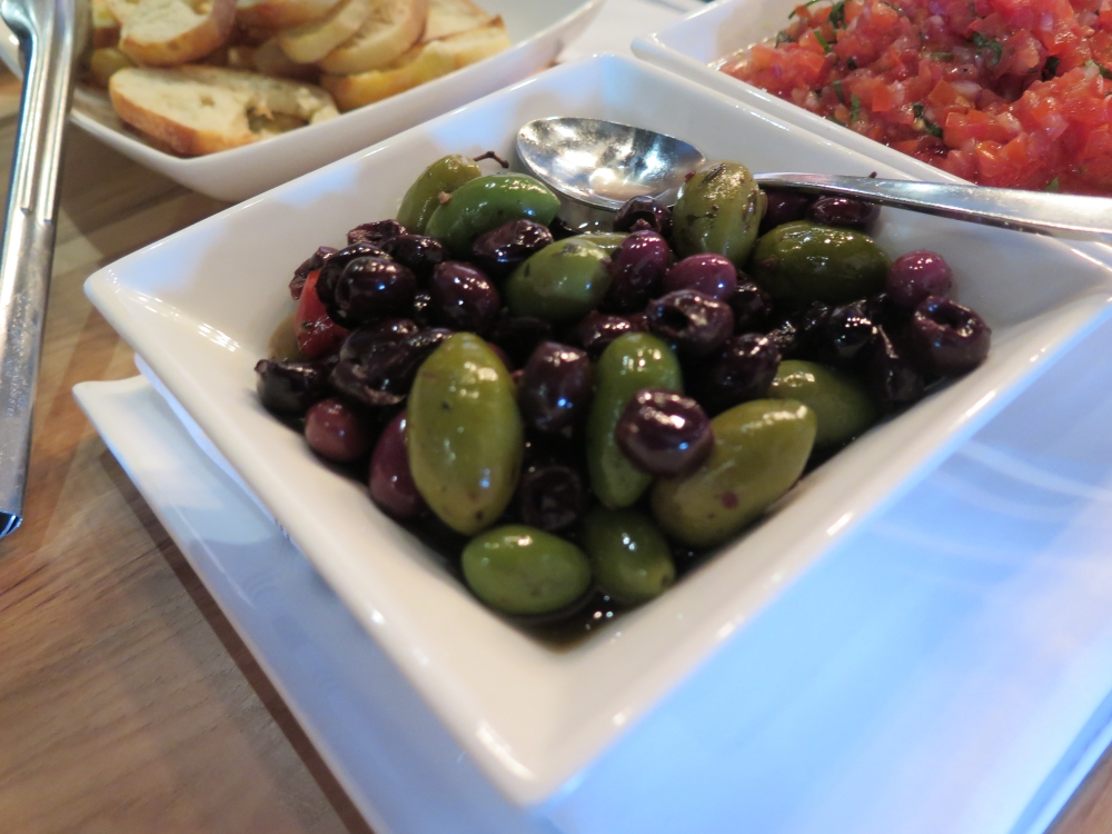 Parker Block Olives