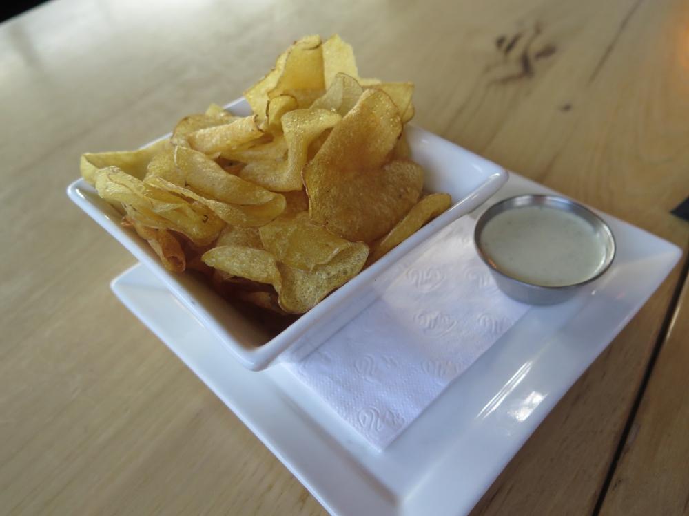 Parker Block Chips