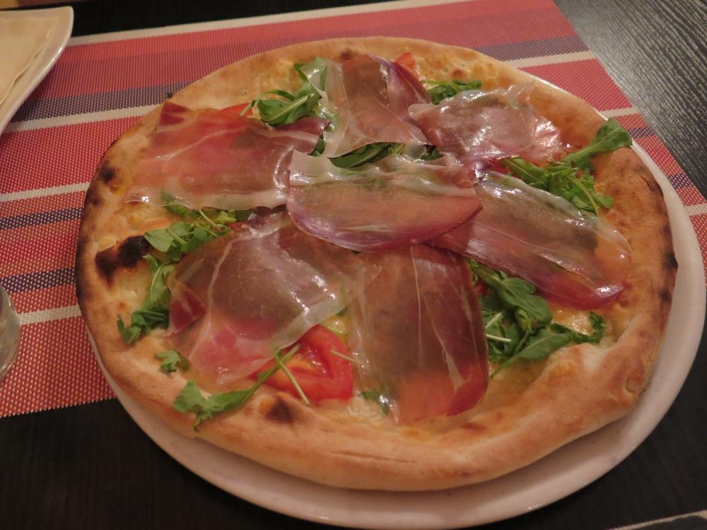 Dubrovnik Prosciutto Pizza
