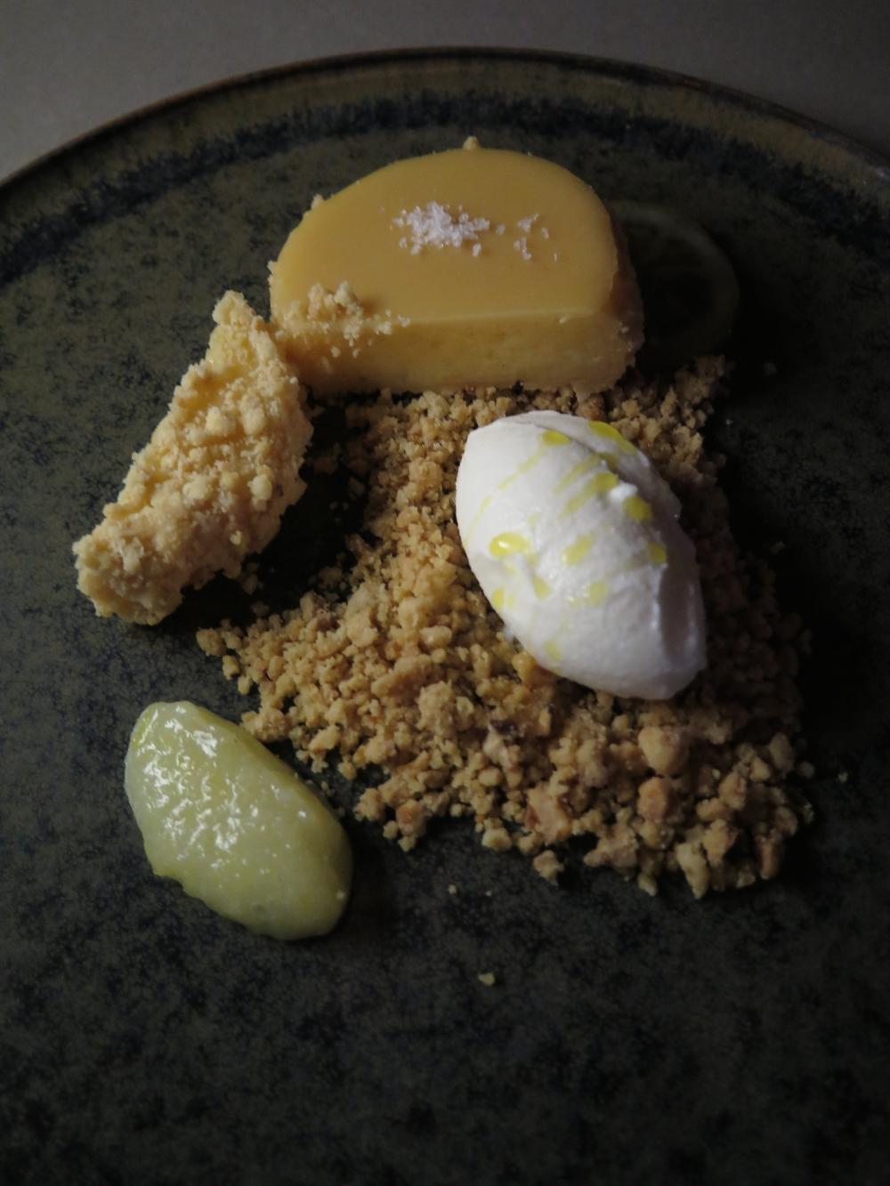 Dubrovnik Lemon Tart