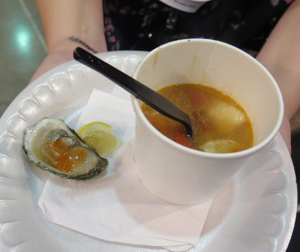 RMWFF Seafood