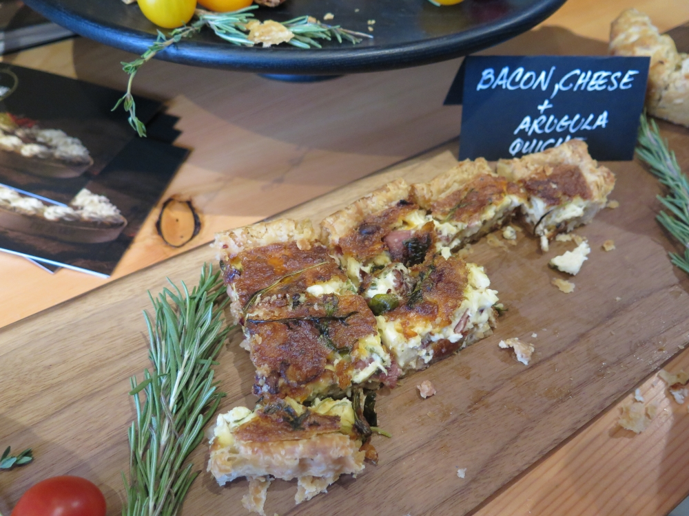 Hungry in Calgary | Pie Prosecco Quiche