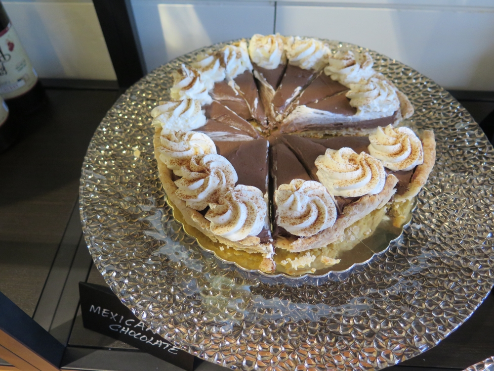 Hungry in Calgary | Pie Prosecco Mexican Chocolate
