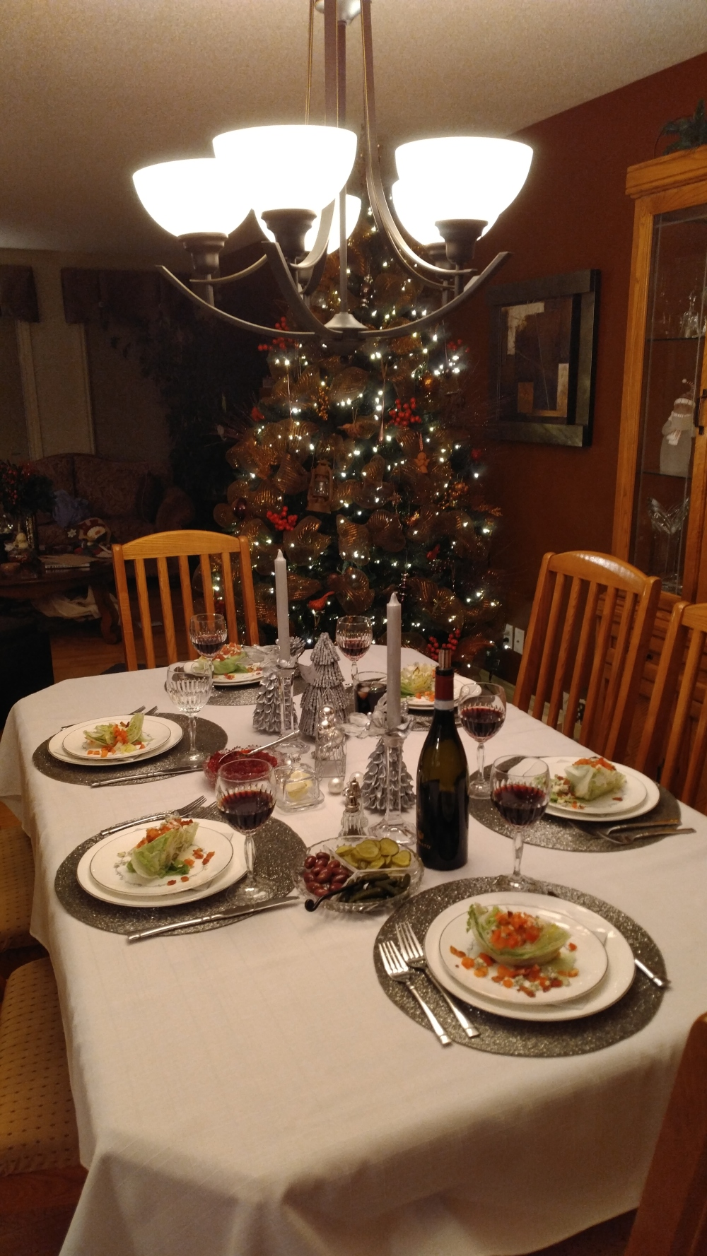 Hungry in Calgary | Christmas Dinner