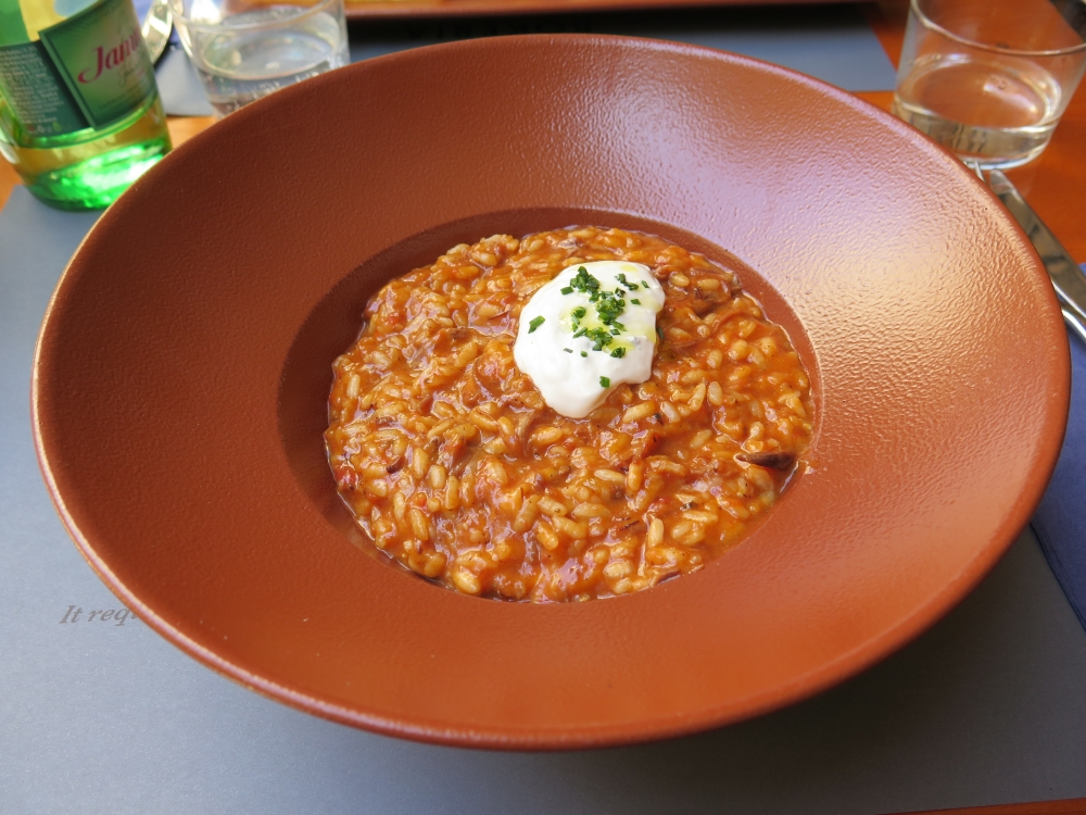 Hungry in Calgary | Split Risotto