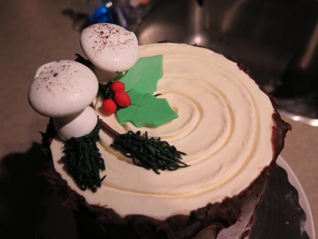 Hungry in Calgary | Christmas Mushrooms