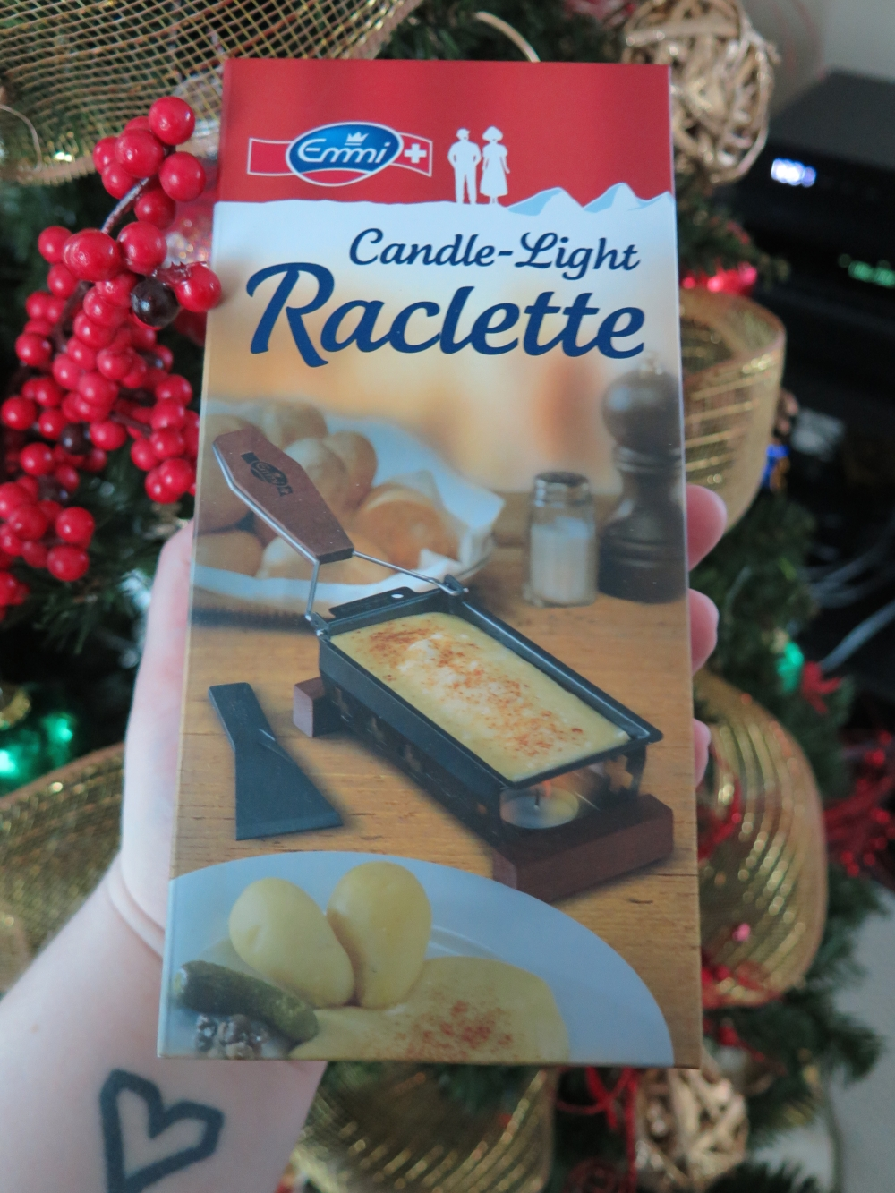 Hungry in Calgary | Christmas Raclette Set