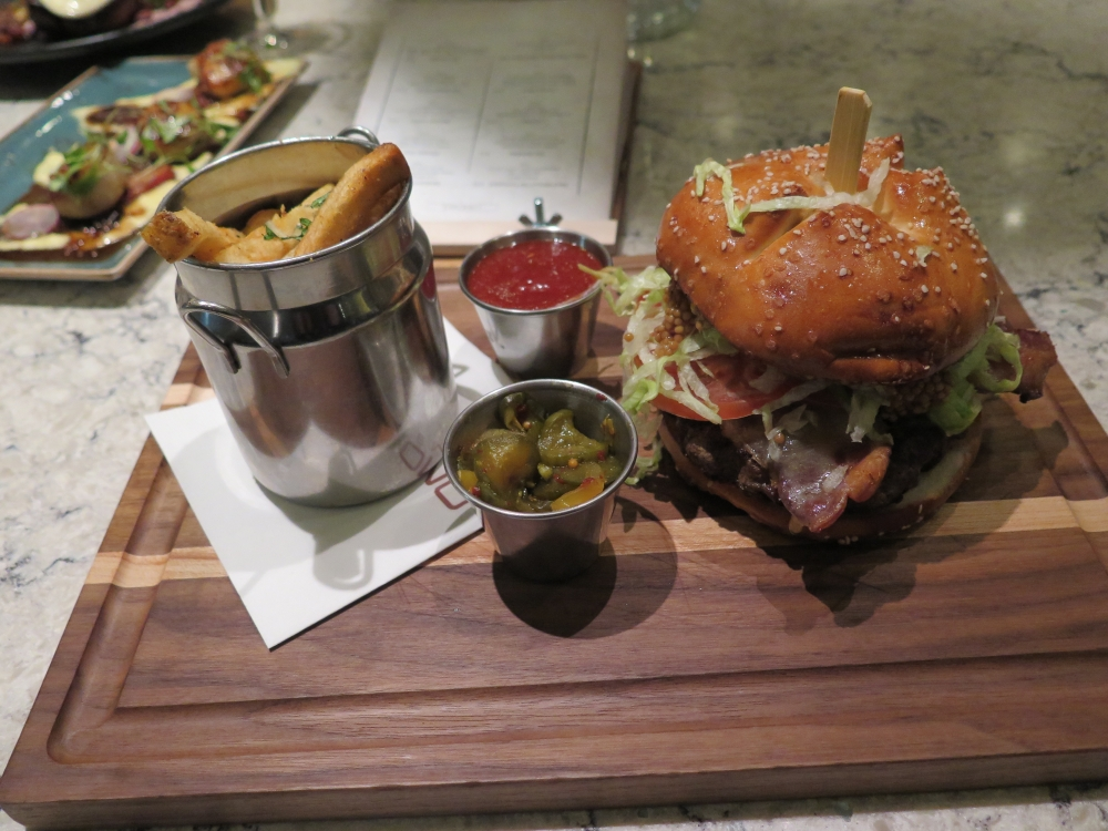 Hungry in Calgary | One18 Burger