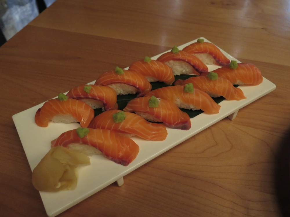 Hungry in Calgary | Shokunin Salmon
