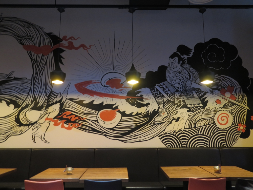 Hungry in Calgary | Nudoru Mural