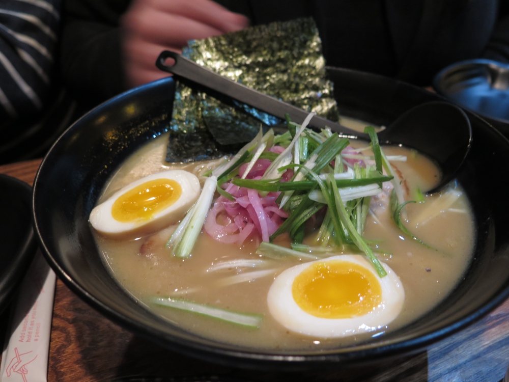 Hungry in Calgary | Nudoru Ramen