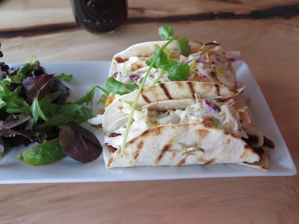 Hungry in Calgary | Cilantro Chive Taco