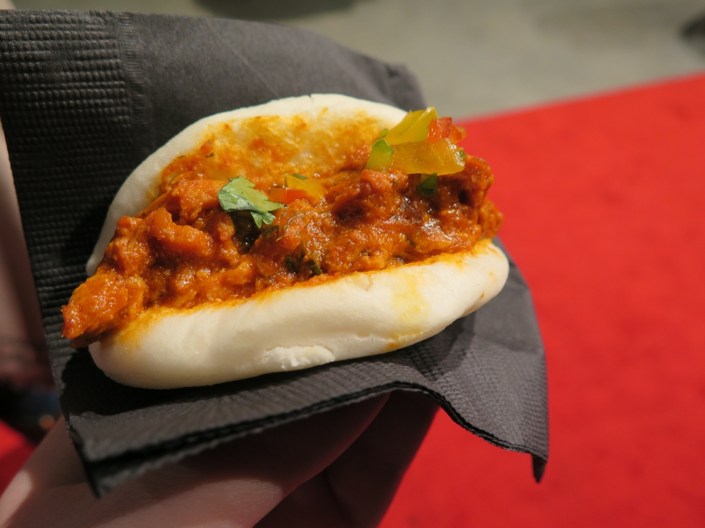 Hungry in Calgary | Winefest Bao