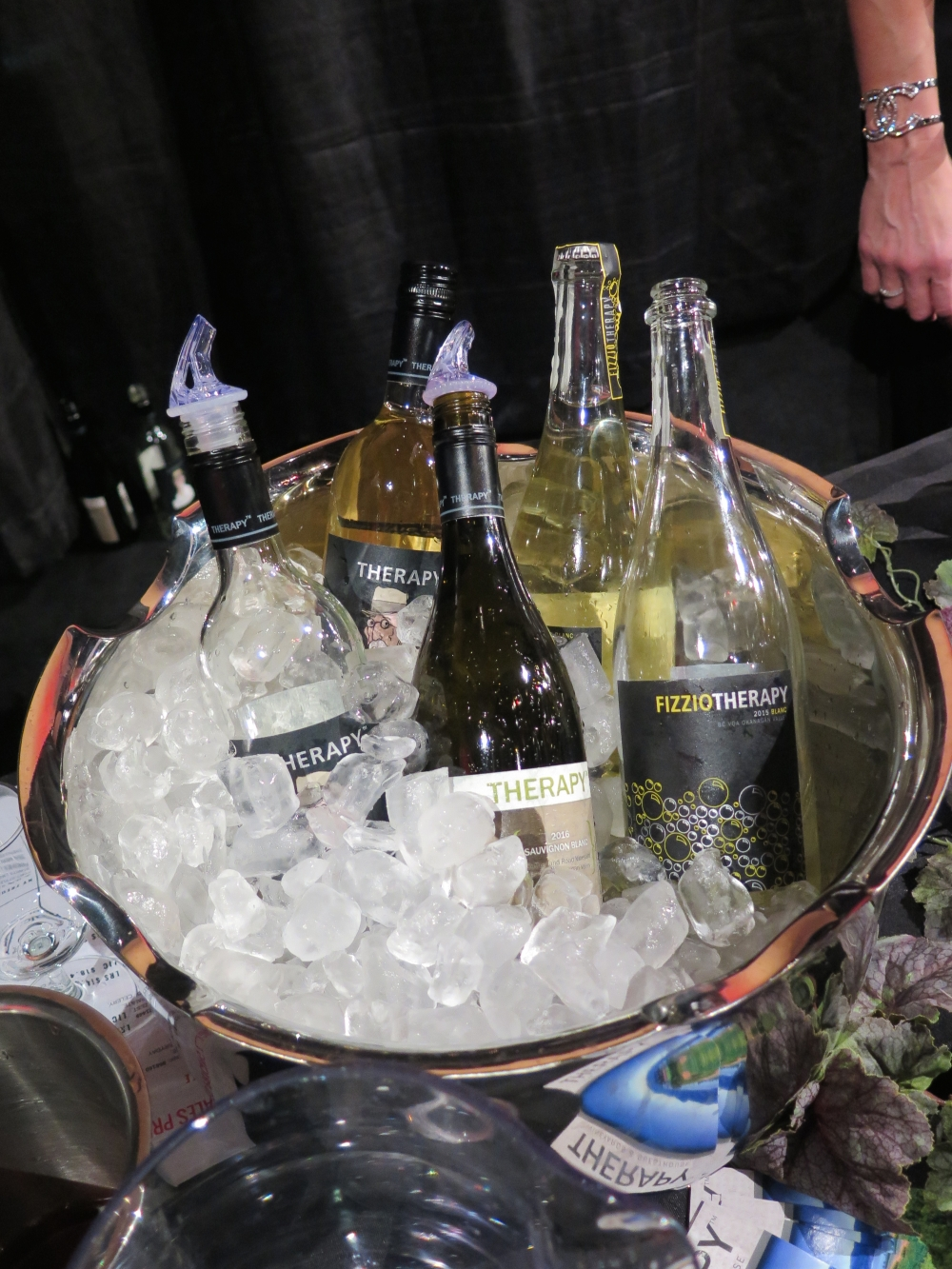 Hungry in Calgary | Winefest Therapy