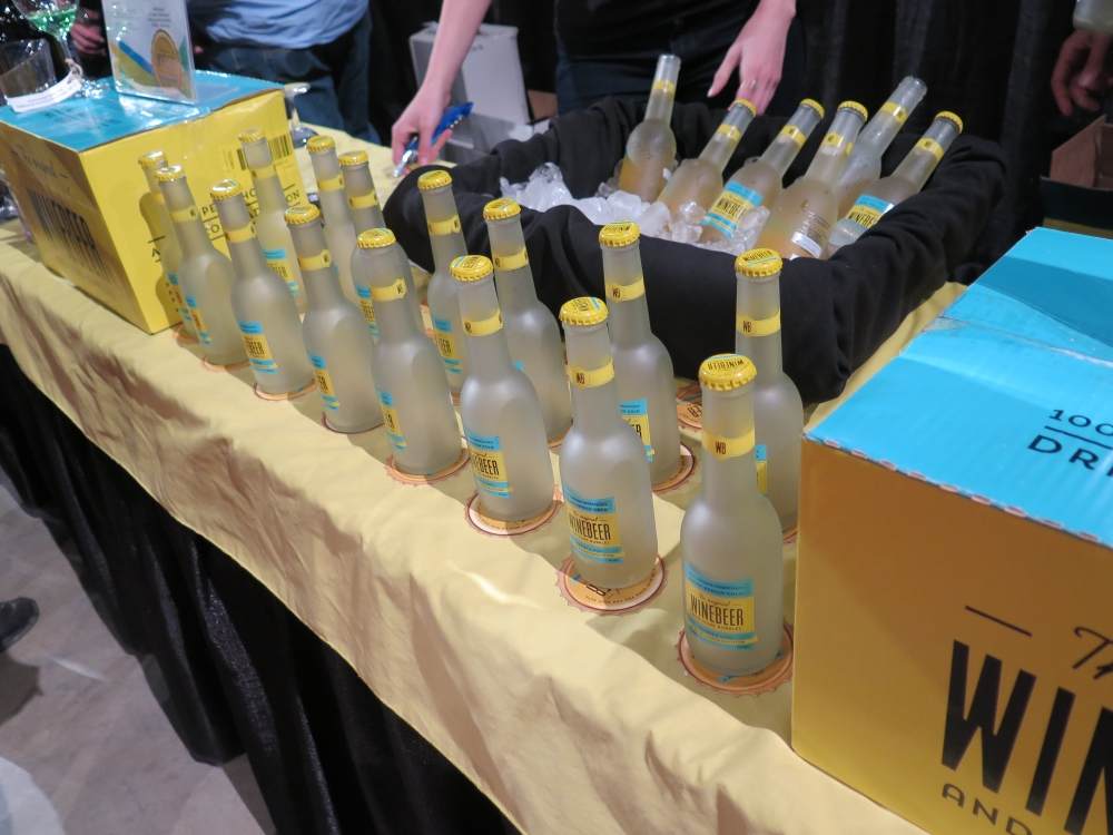 Hungry in Calgary | Winefest Wine Beer