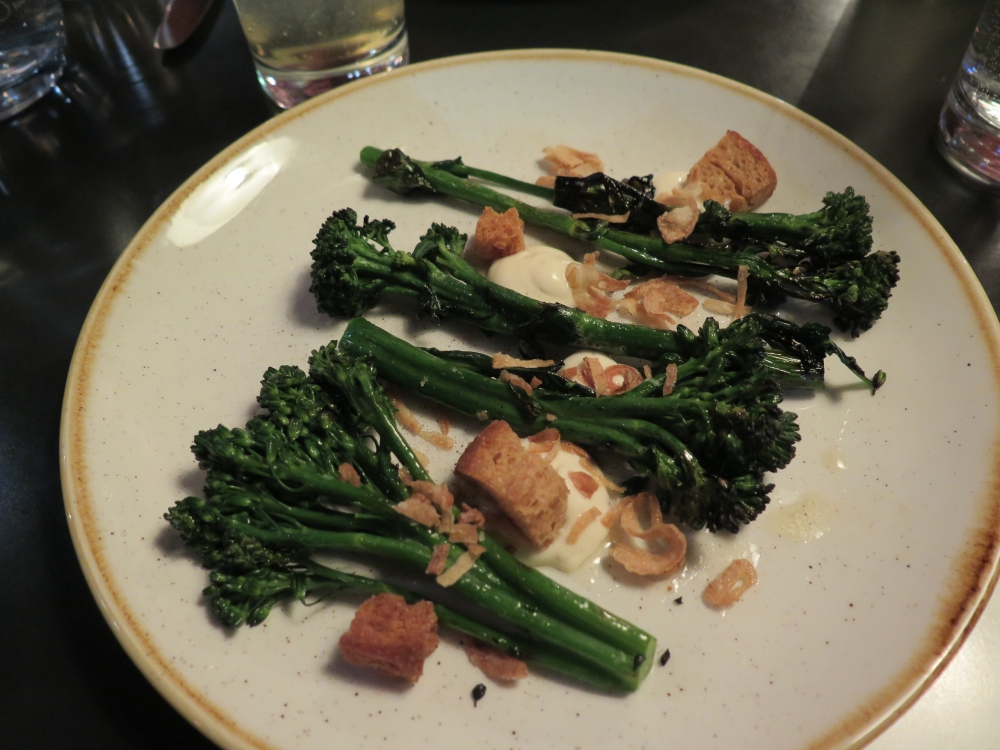 Hungry in Calgary | Provision Broccolini