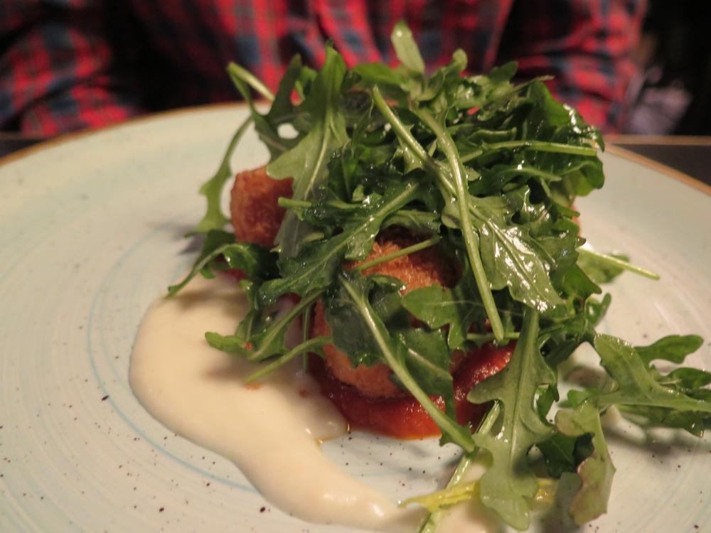 Hungry in Calgary | Provision Arancini