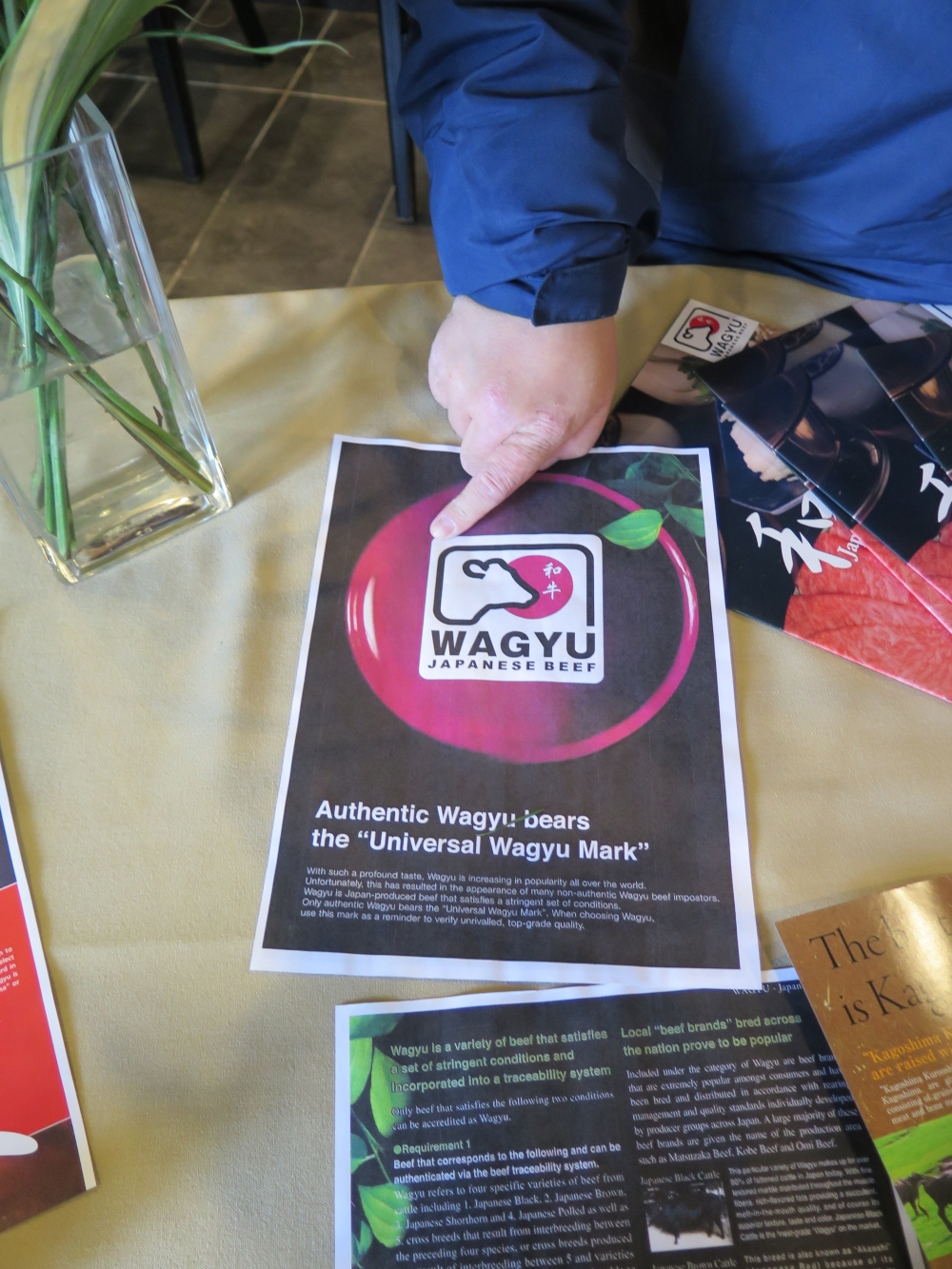 Hungry in Calgary | OMO Wagyu