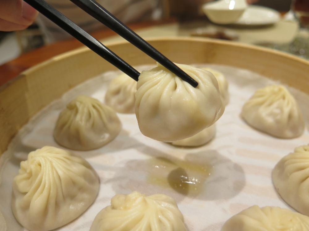 Hungry in Calgary | Singapore Xiao Long Bao