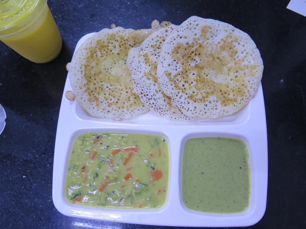 Hungry in Calgary | Singapore Set Dosa