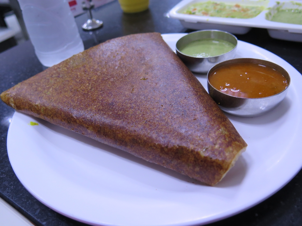 Hungry in Calgary | Singapore Masala Dosa
