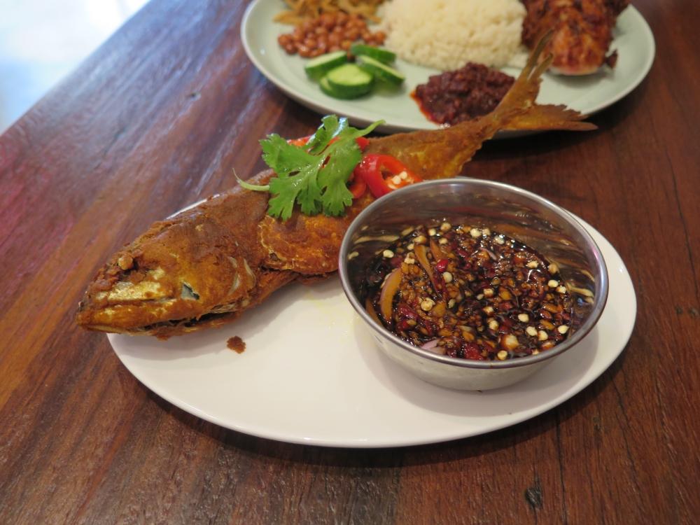 Hungry in Calgary | Singapore Fish