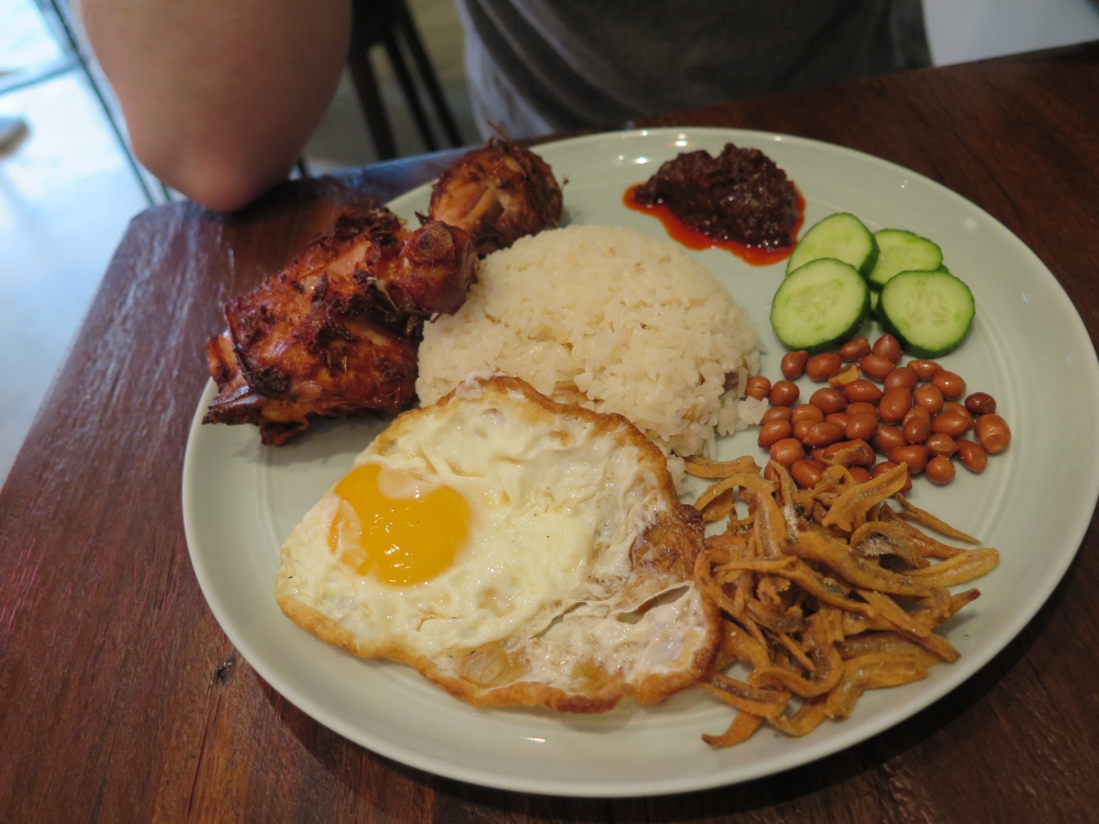 Hungry in Calgary | Singapore Nasi Lemak