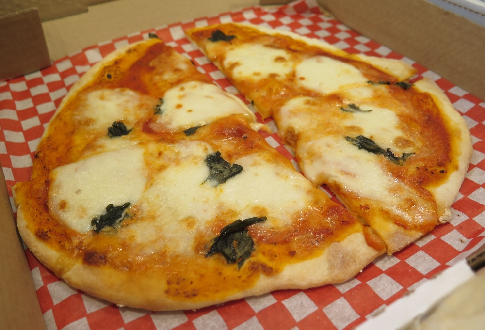 Hungry in Calgary | Sauce Margerita
