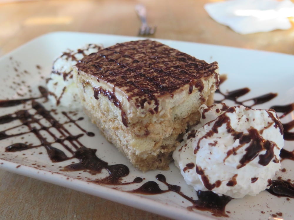Hungry in Calgary | Chianti Tiramisu