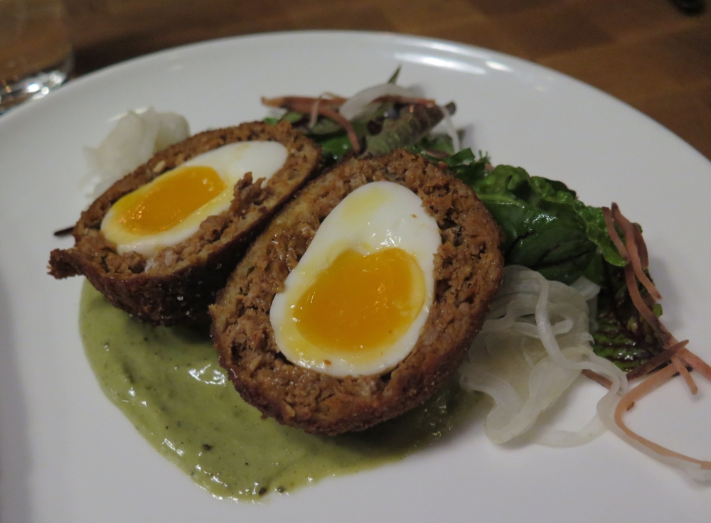 Hungry in Calgary | RGE RD Scotch Egg