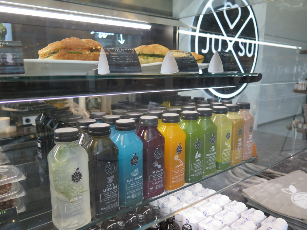 Hungry in Calgary | JUSU Juices