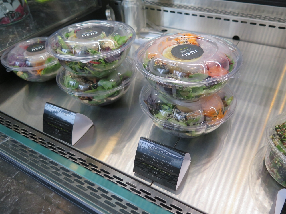 Hungry in Calgary | JUSU Salads