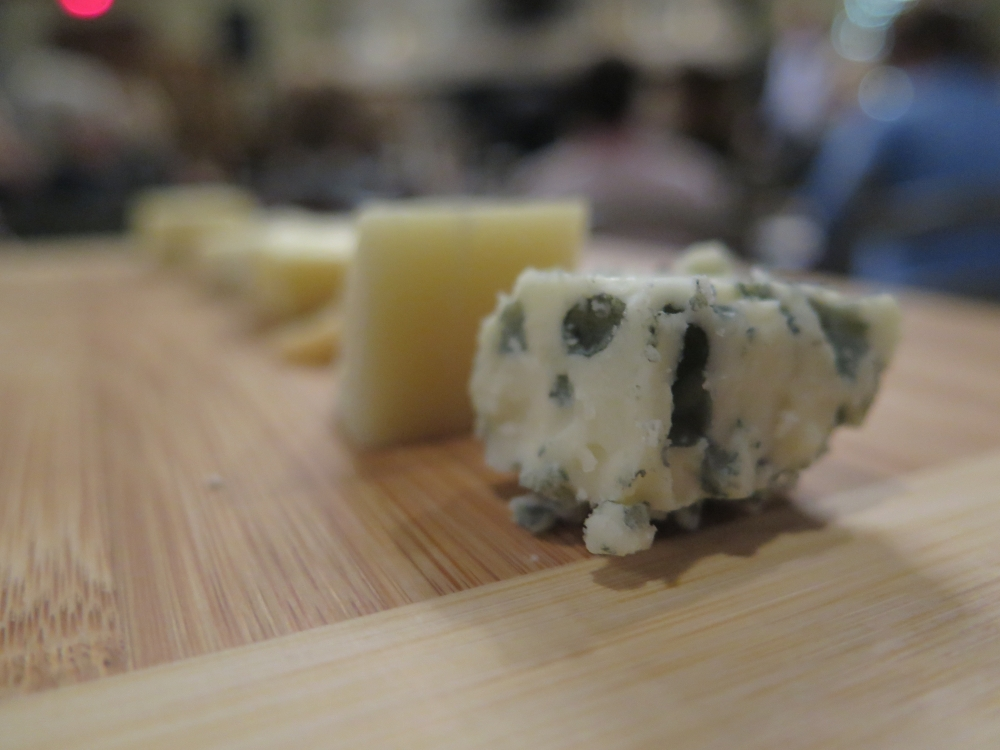 Hungry in Calgary | Jasper CIN Bleu Cheese