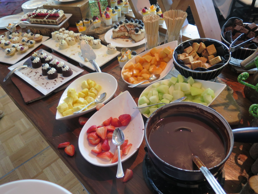 Hungry in Calgary | Jasper CIN Fondue