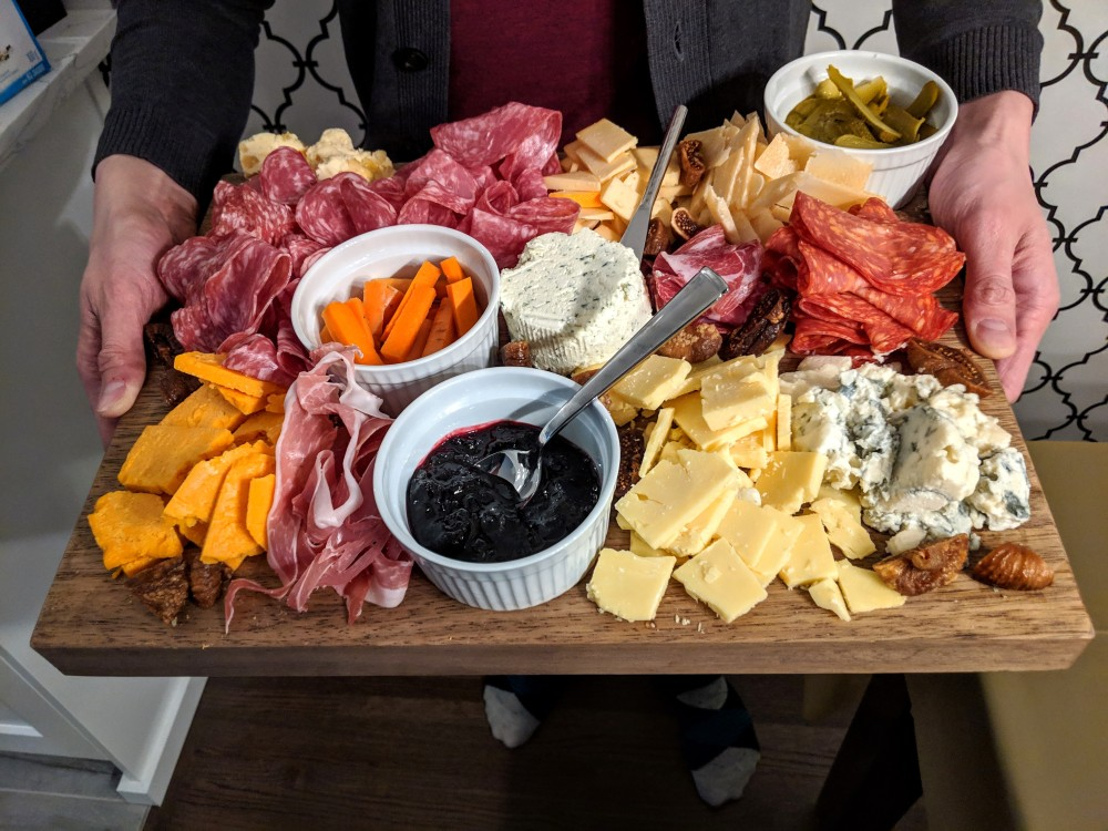 Hungry in Calgary | NYE 19 Charcuterie